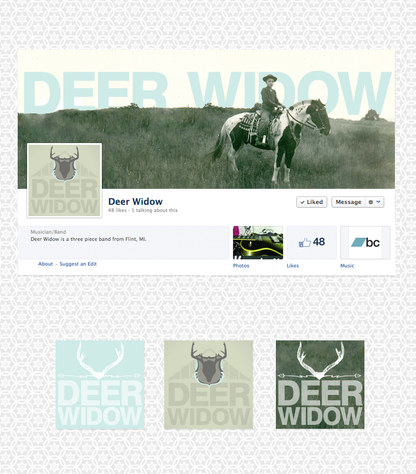 Deer Widow